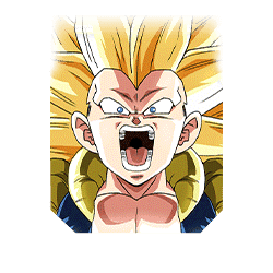 Power that Outshines the Adults Super Saiyan 3 Gotenks
