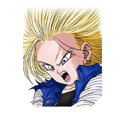 Destructive Android Android #18 (Future)