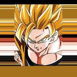 Heated Clash Between Rivals Super Saiyan 2 Goku (Angel)
