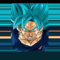 Extreme Fight Super Saiyan God SS Goku