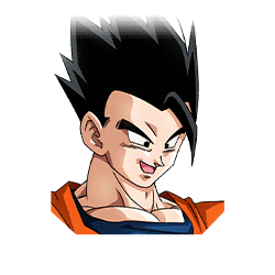 Ultimate Power-Up Ultimate Gohan