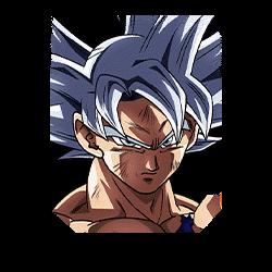 Astonishing Even the Gods Goku (Ultra Instinct)