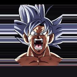 Mastery of Divine Force Goku (Ultra Instinct)
