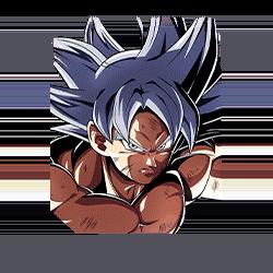 True Ultra Instinct Goku (Ultra Instinct)