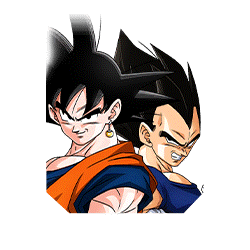 Warriors Brought Back to the Present World Goku & Vegeta (Angel)