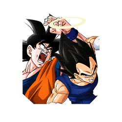Crossing Convictions Goku & Vegeta (Angel)