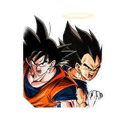 Fused Hope Goku & Vegeta (Angel)