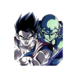 Bond Forged by Master and Disciple Ultimate Gohan & Piccolo