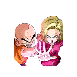 Power of a Perfectly Matched Couple Krillin & Android #18