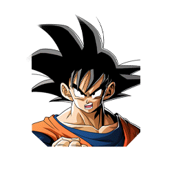 Saiyan Pride Goku